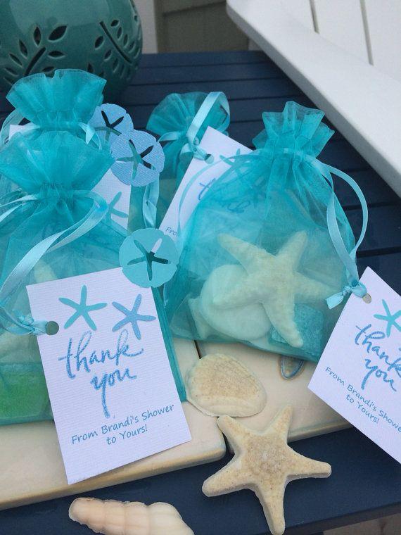 Chocolate Starfish Seashell Themed Wedding Favors Beach Theme Wedding Favors Candy Wedding Favors