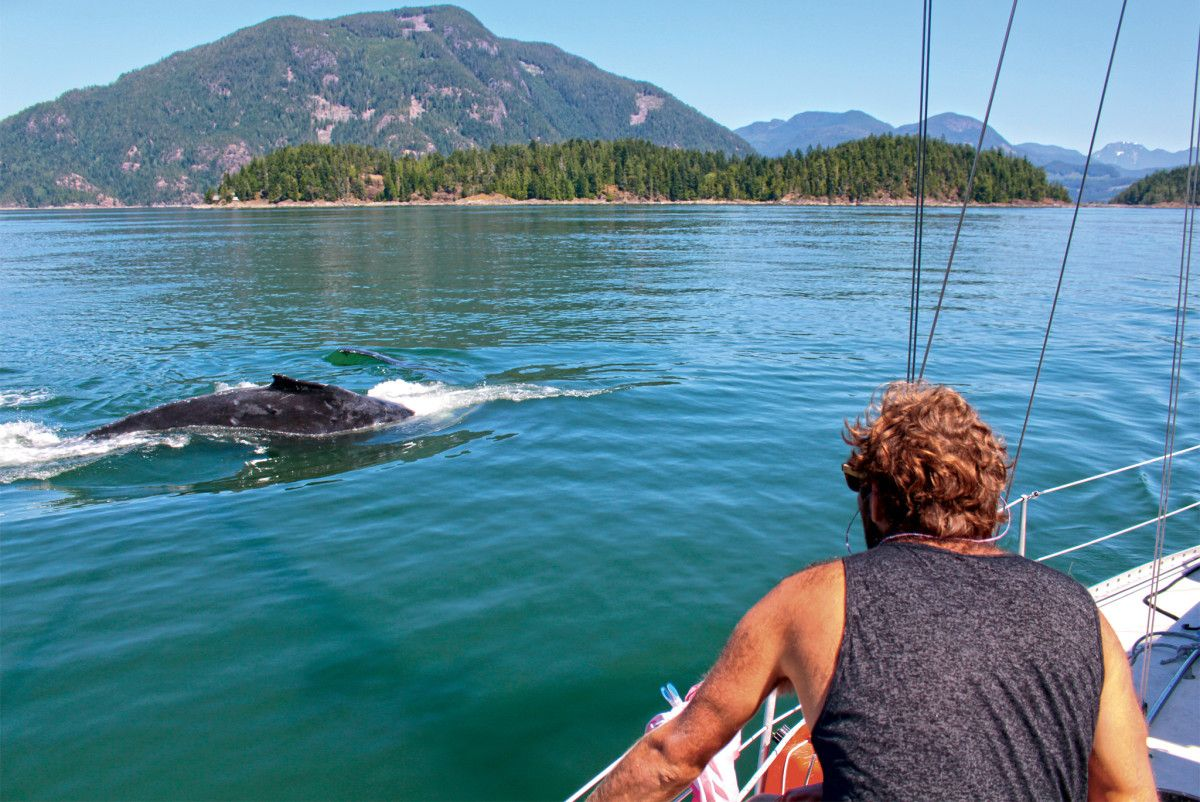 A Circumnavigation of Vancouver Island