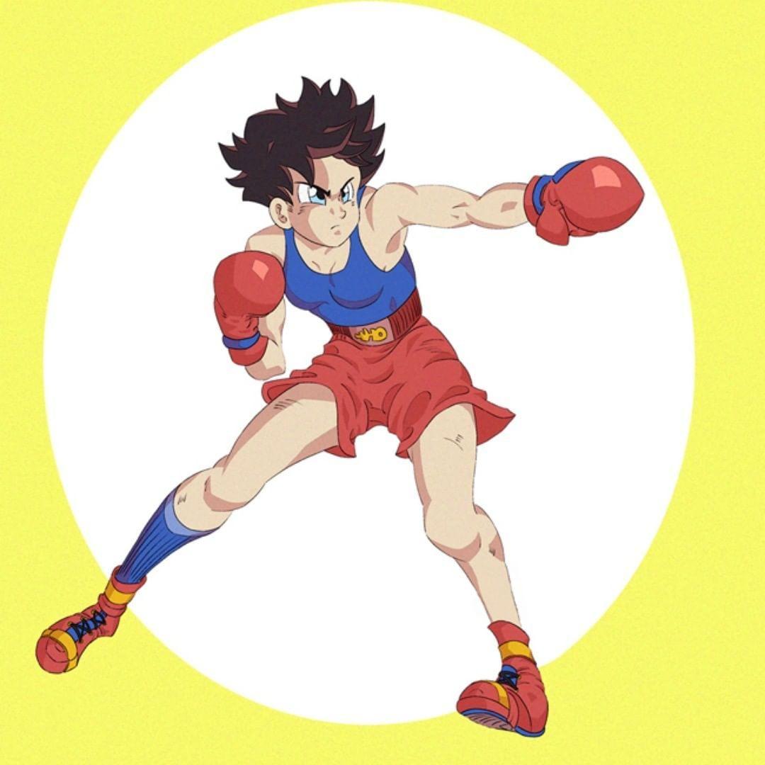 #videl #videlsatan #dragonball #dragonballz #fanart #anime