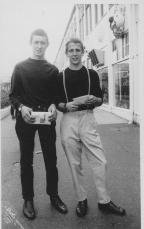 Irish skinheads 1967