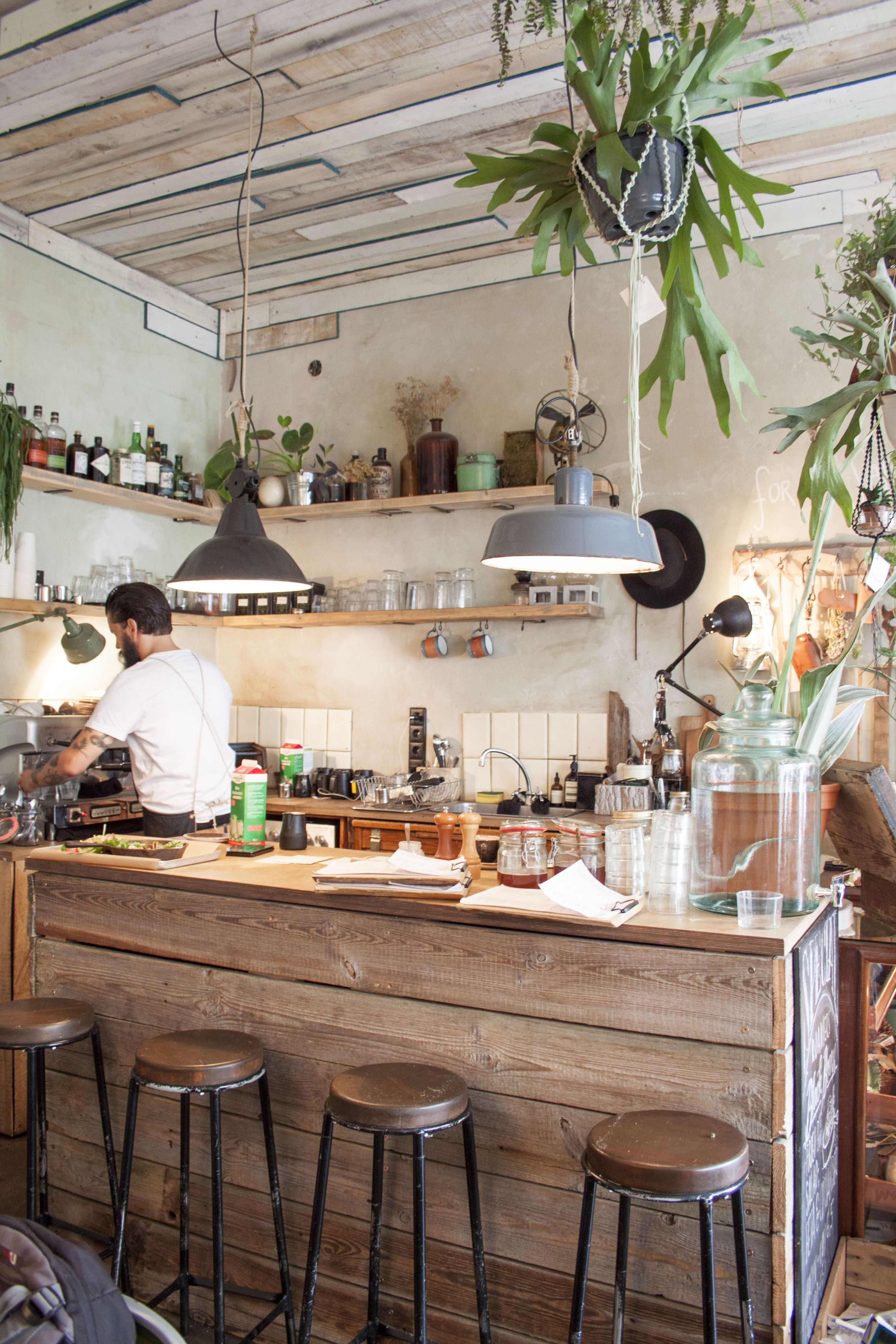 Romaers Coffee & Booze - Berlin  Coffee bars in kitchen, Cafe