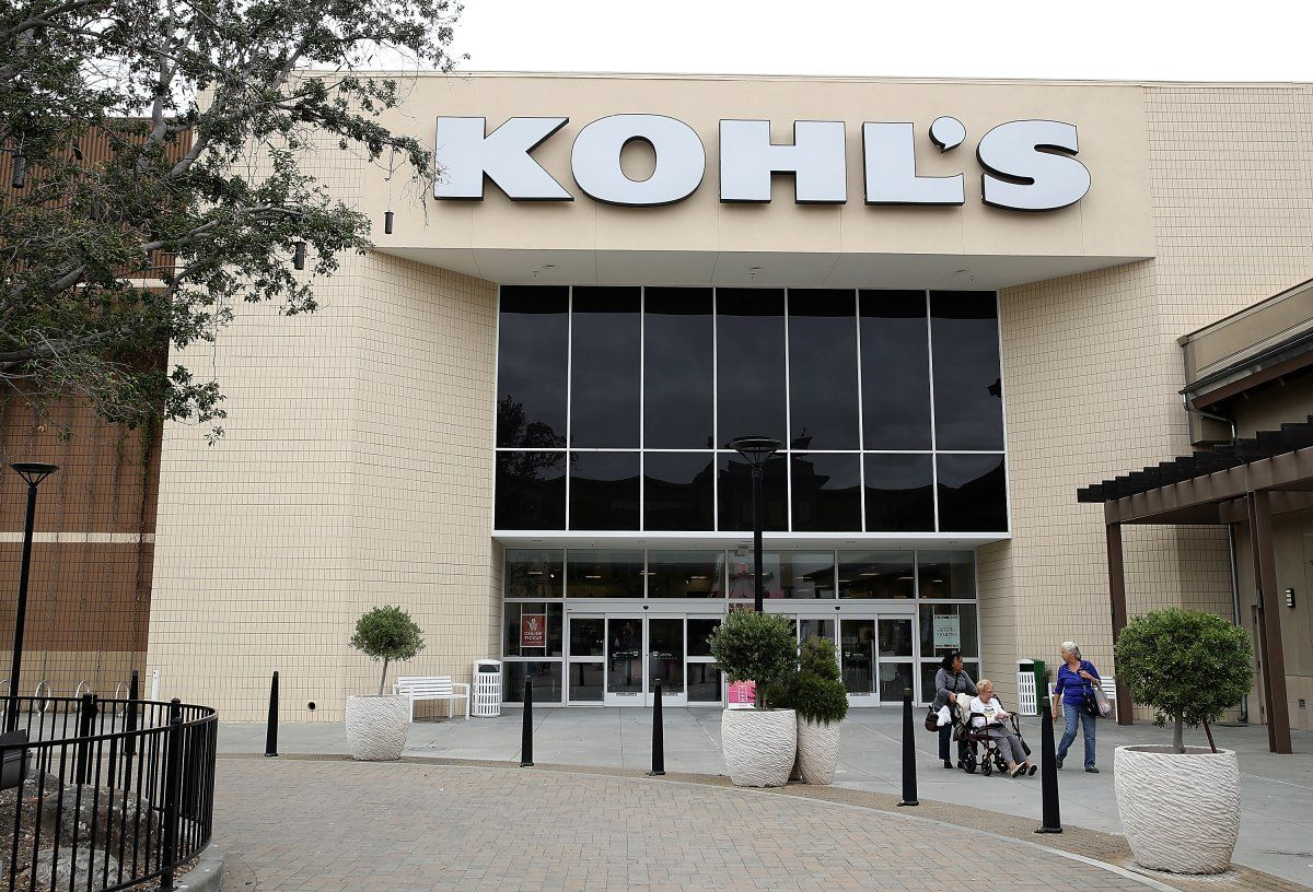 Hit the gym, then shop? Kohl's links up with