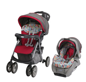 Graco Spree Classic Connect Travel System Only 99 {reg