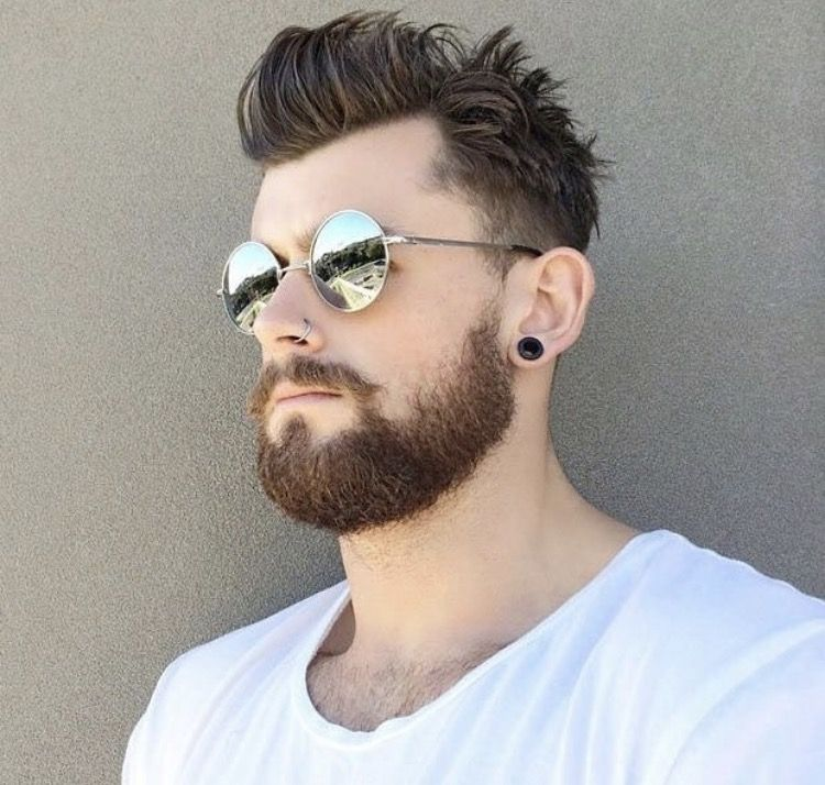 Pin By Giselle Souza On Barbudos Sexy Pinterest Beard Haircut