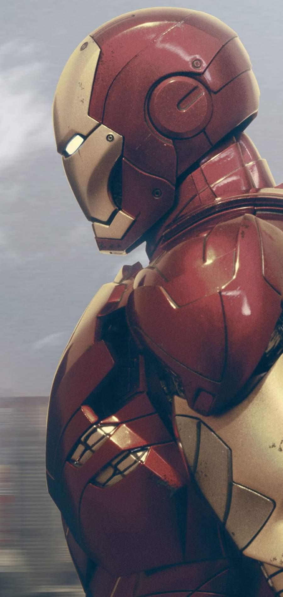 Iron Man SuperHero iPhone Wallpaper - iPhone Wallpapers