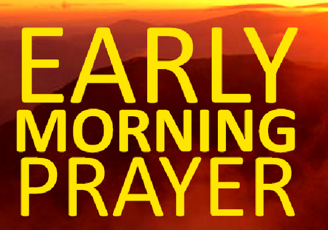 Early Morning Prayer Recently I Spent 20 Days In The Hospital It Was Something Unexpected A Morning Prayers Prayer For The Day Morning Prayer Christian