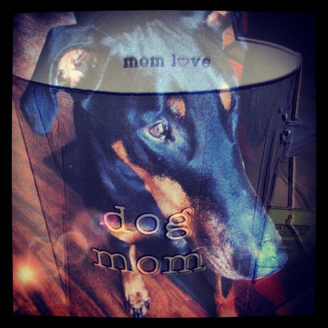 Dog mom mug from PavilionGift.com