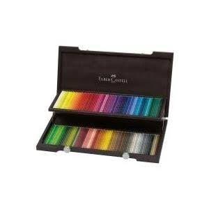 Faber Castell 110013 Farbstift Polychromos 120er Koffer