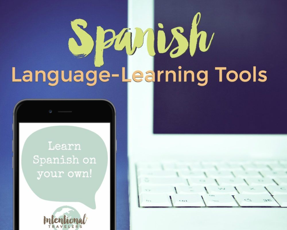 How would you like to teach yourself Spanish for travel