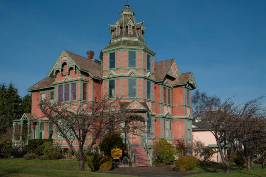 another cool victorian house tour 744 clay st port townsend wa rh pinterest com