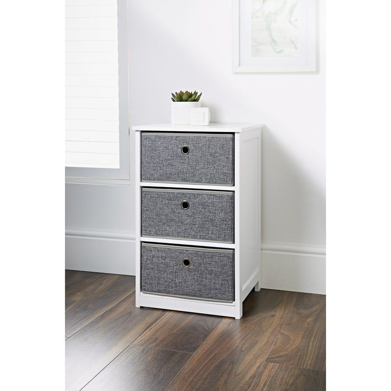 premium selection 06a0f 4f3e6 Easy Link Folding 3 Drawer Chest | Home Goods in 2019 | 3 ...