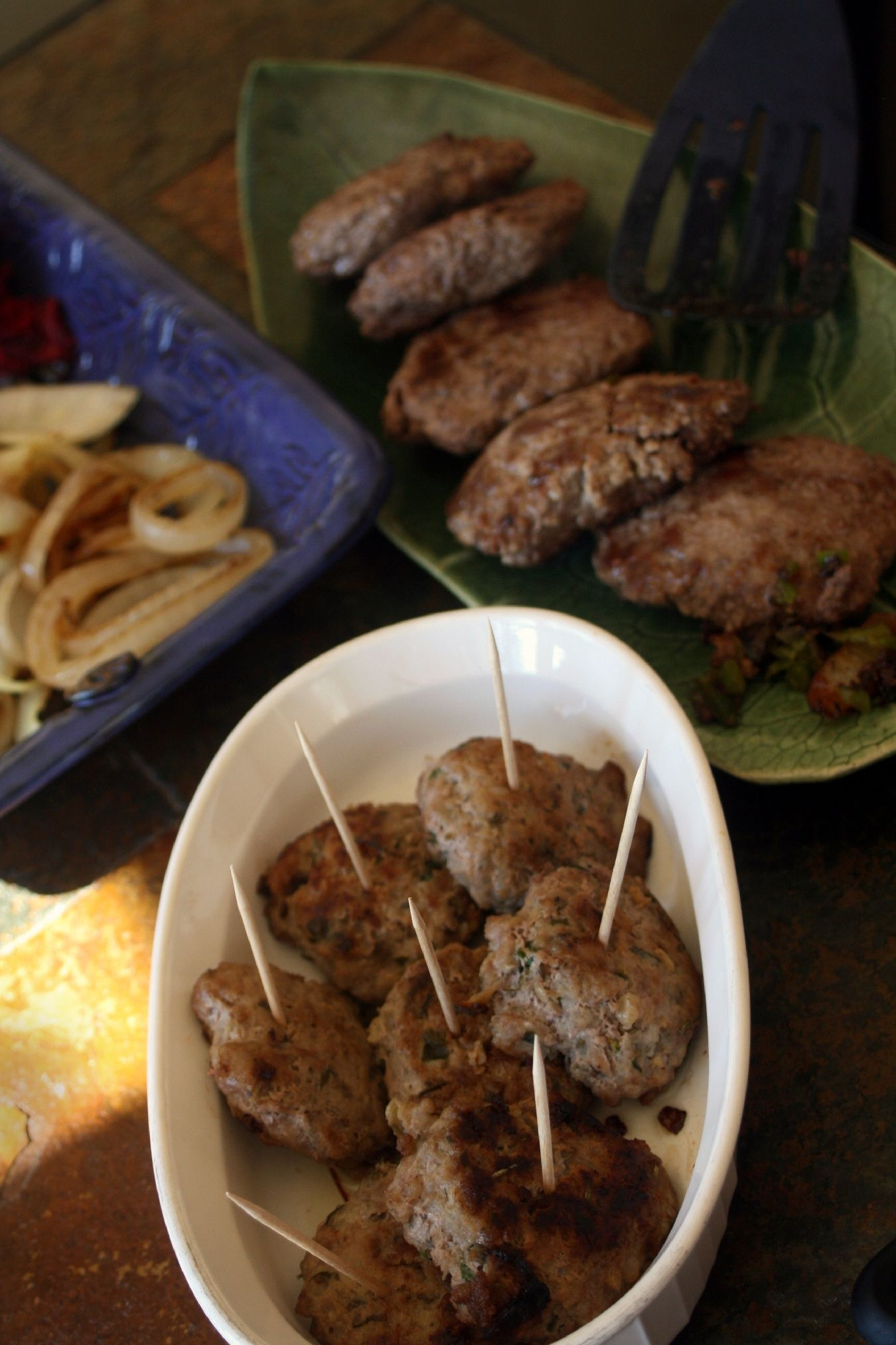 Secret Liver Burgers: An easy (and tasteless) way to eat