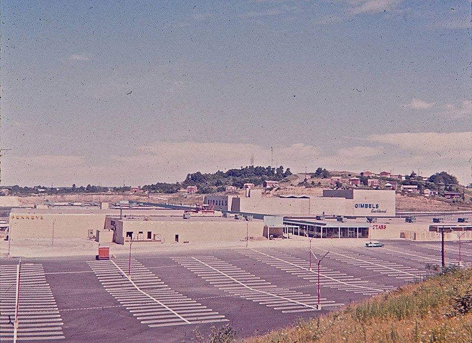 Eastland Shopping Plaza Mall Opened In 1963 And Closed In 2005