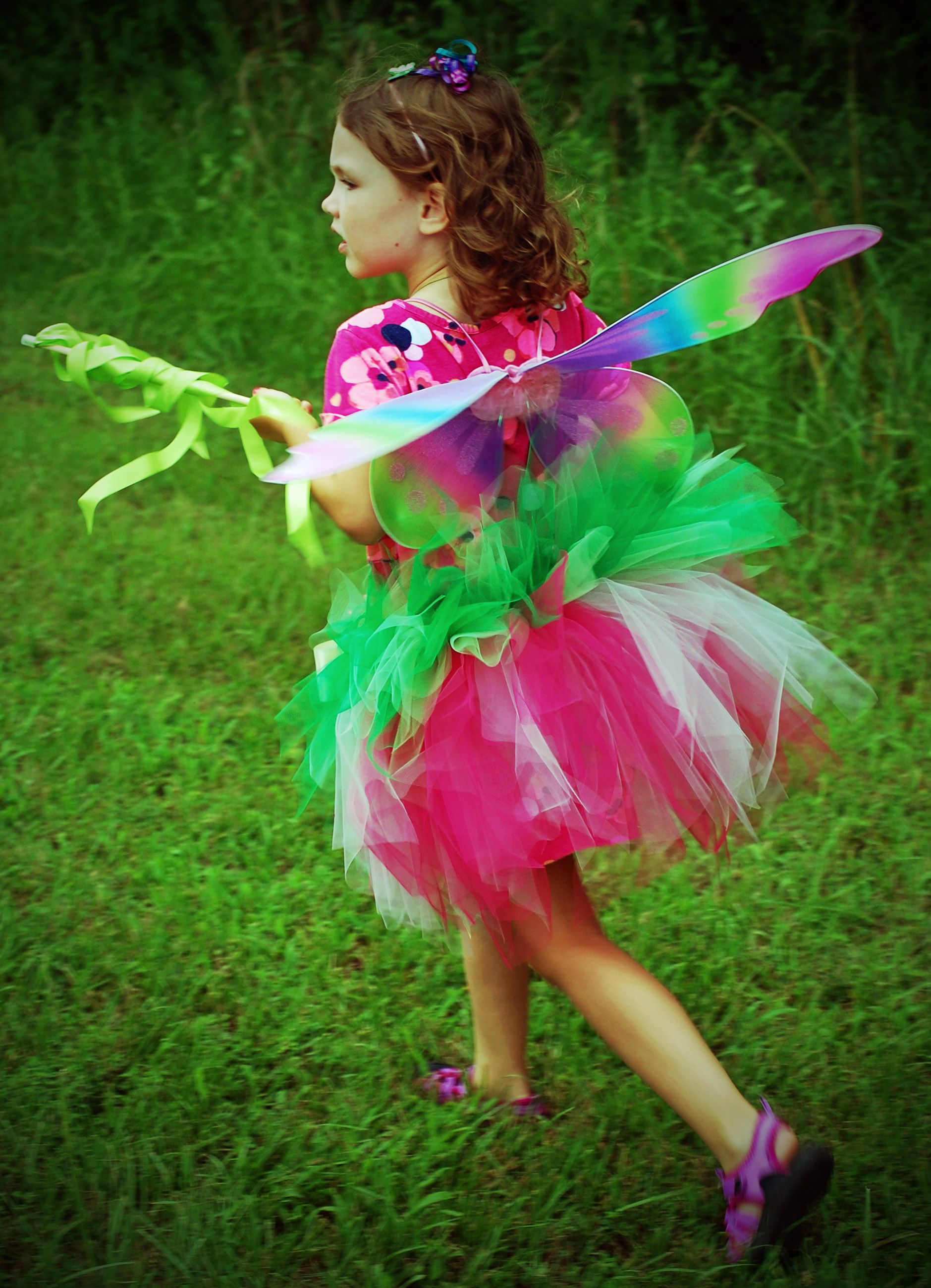 Fairy tutu; party favors, pirates & pixies; pink & pink. By ...