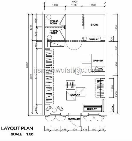 Image Result For Small Craft Shop Plan