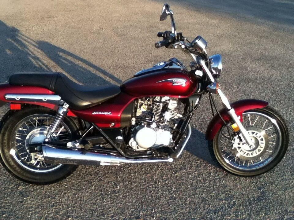 2001 kawasaki eliminator 125 for sale | moto | Pinterest | Kawasaki ...
