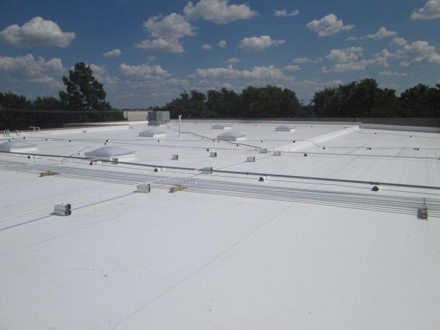 Carlisle Tpo Roofing Tpo Roofing Commercial Roofing