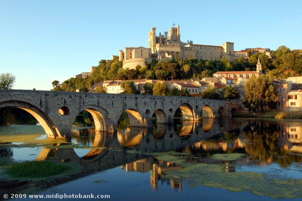 Beziers France Travel Languedoc Roussillon Beziers