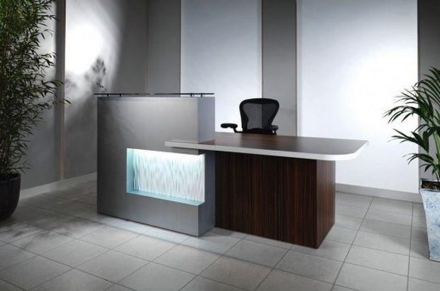 reception desks contemporary office furniture designs e