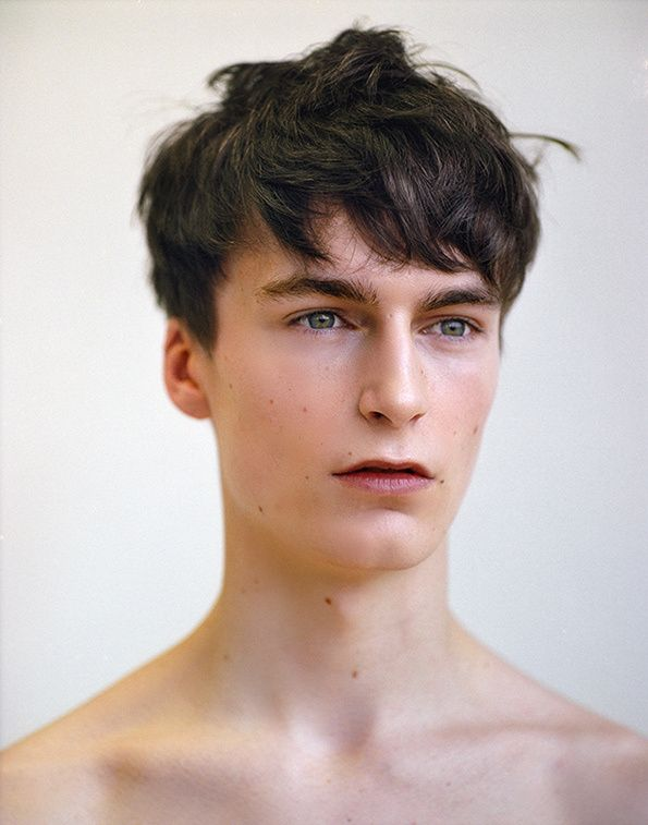 Photography: Yann Faucher photographs boys with a rare, vulnerable rawness (some NSFW)