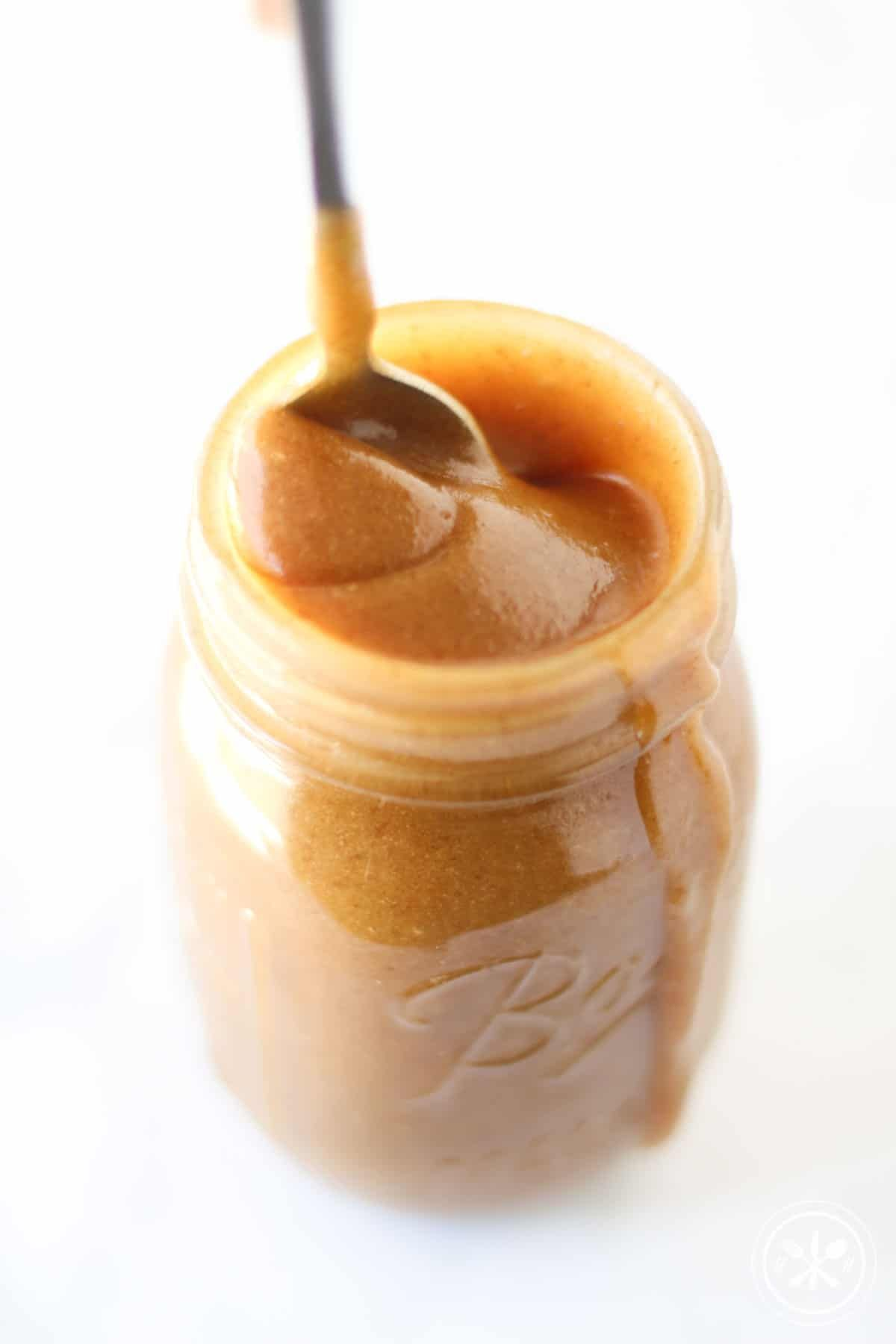 Date Caramel Sauce Is Made With Only Three All Natural