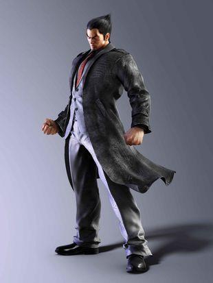 Kazuya Mishima   tekken - Tekken 7, Video game characters en