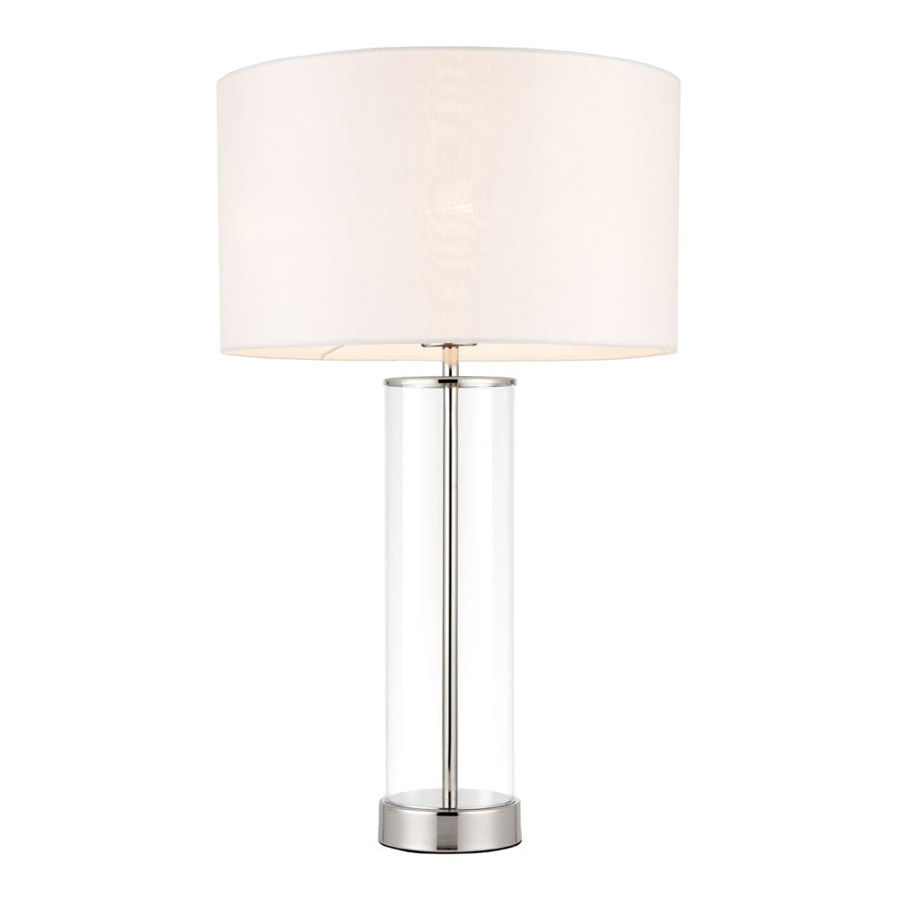 Endon Lessina Touch Table Lamp In