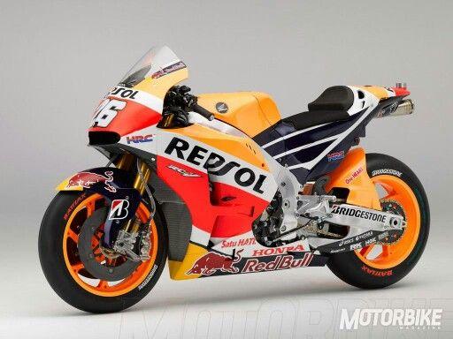 Honda Rcv Pedrosa 2015 Gp Bikes Pinterest Honda Motogp And
