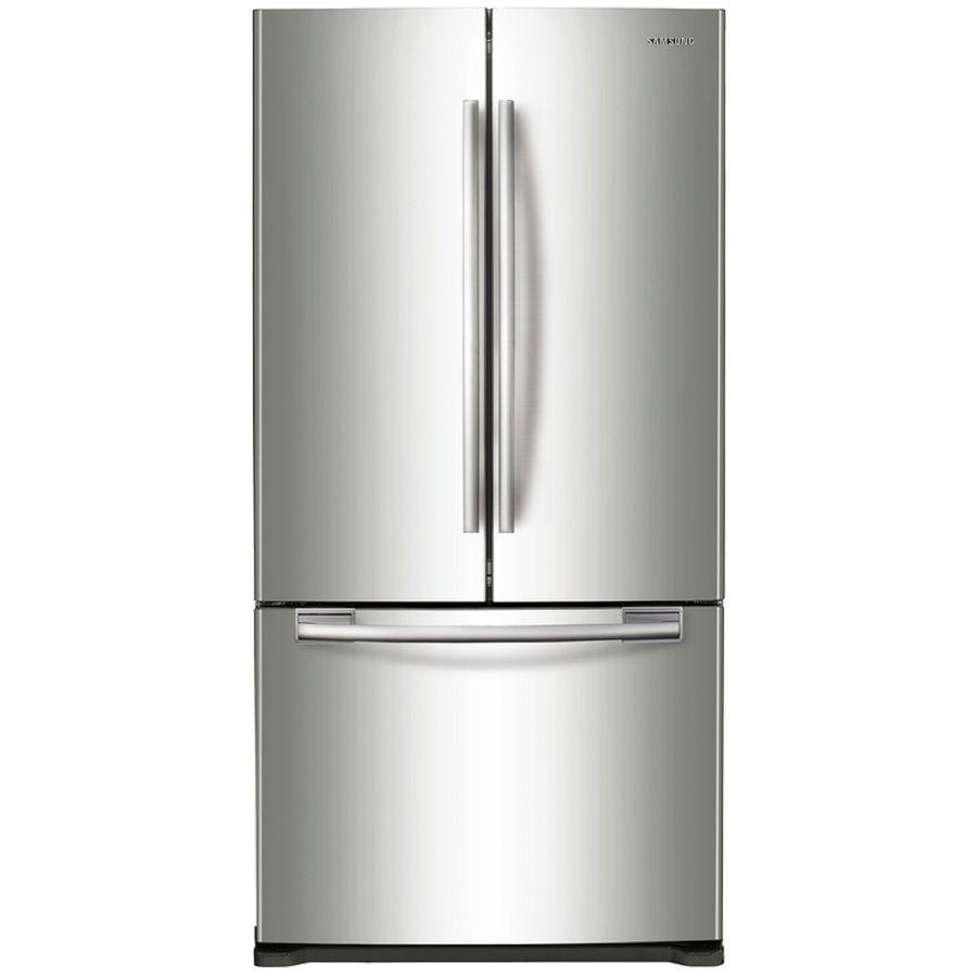 Samsung 194 Cu Ft 3 Door French Door Refrigerator With Single Ice
