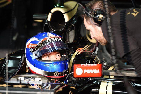 F1 2015 - Barcelona Test 1 - Testing