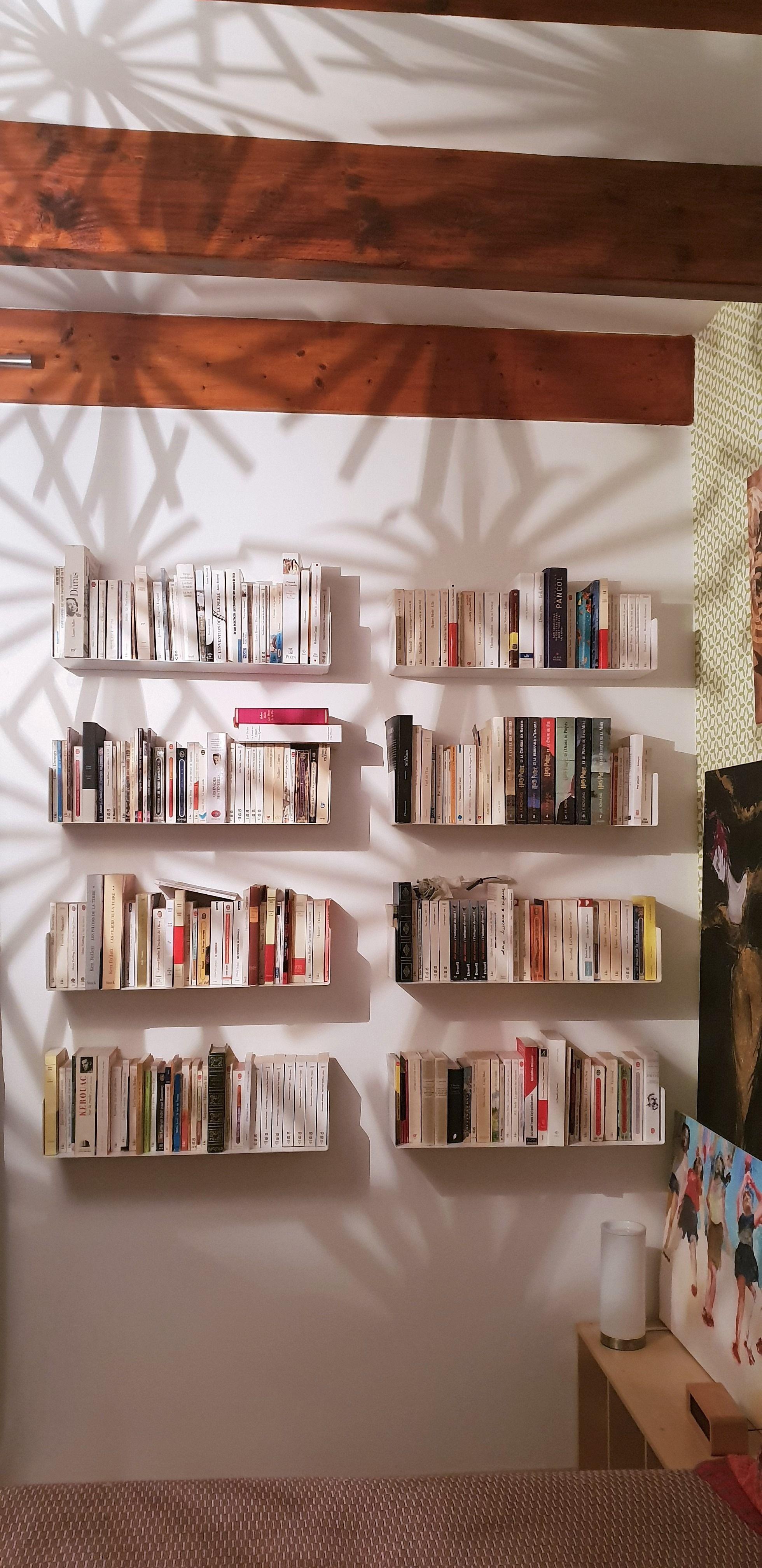 Cool Shelves Ideas For Your Home Bookshelves In Bedroom Wall Bookshelves Bookshelves For Small Spaces