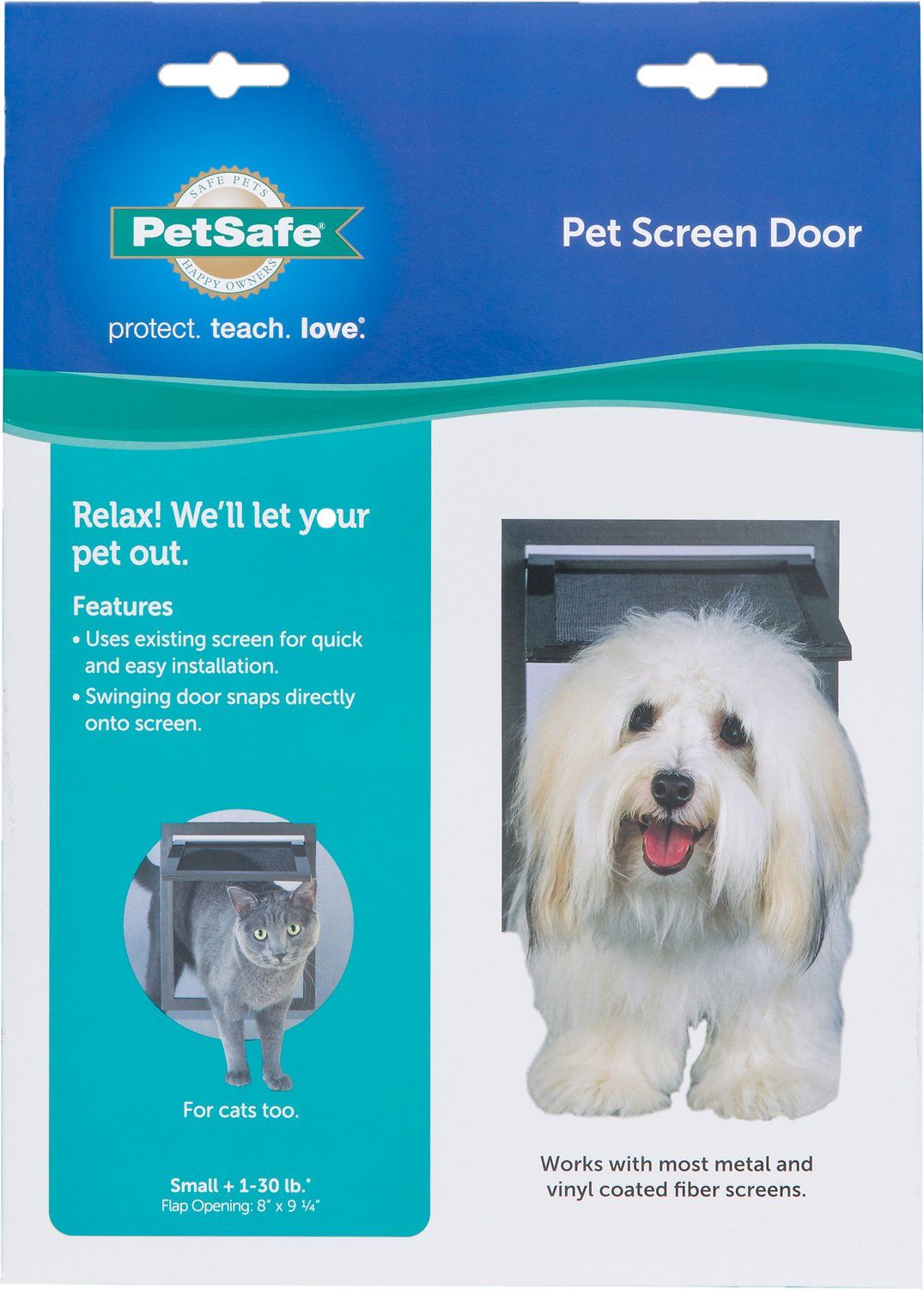 Inside Comfort And Outdoors Access Give Your Pet Pal The Best Of