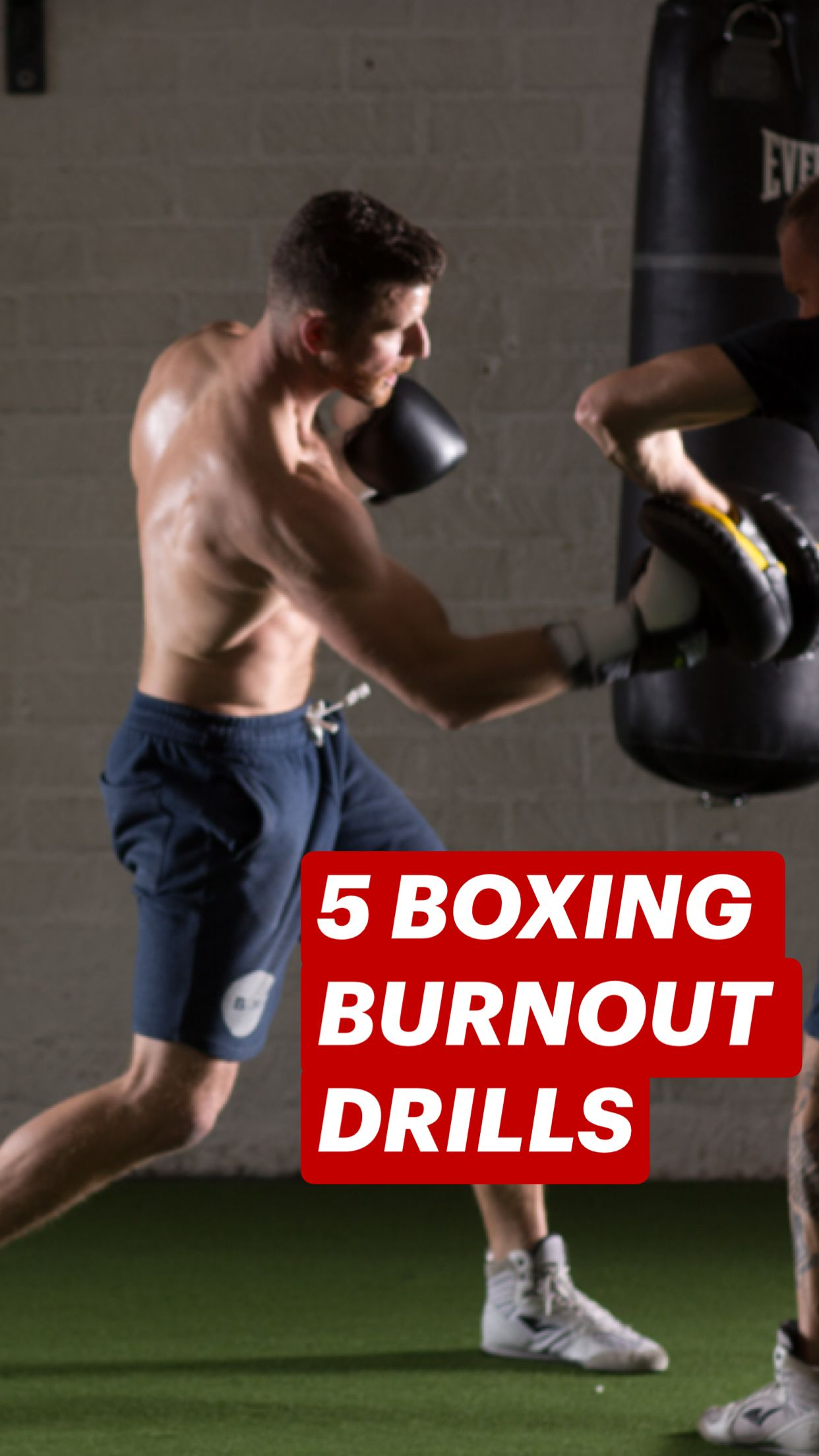 5 BOXING BURNOUT DRILLS