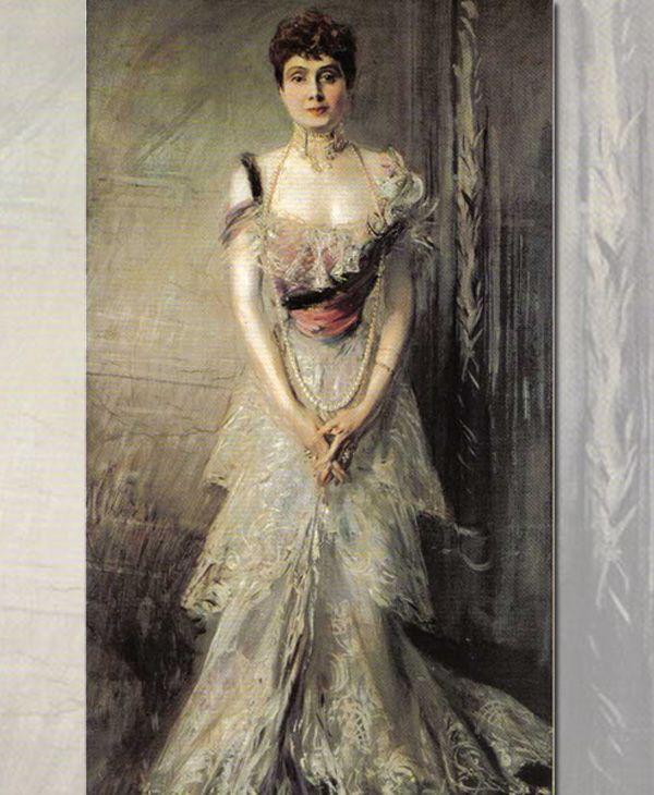 Eulalia de Borbón, la Infanta viajera
