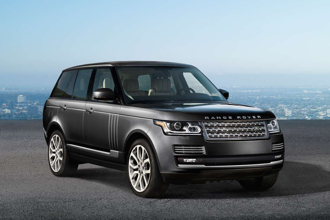 2015 Land Rover Range Rover Land Rover Suv, Range