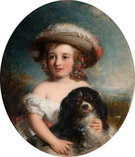 Charles Baxter British 1809 1879 Love Me Love My Dog 1853 Dog Art Art Paintings For Sale Cavalier King Charles Spaniel