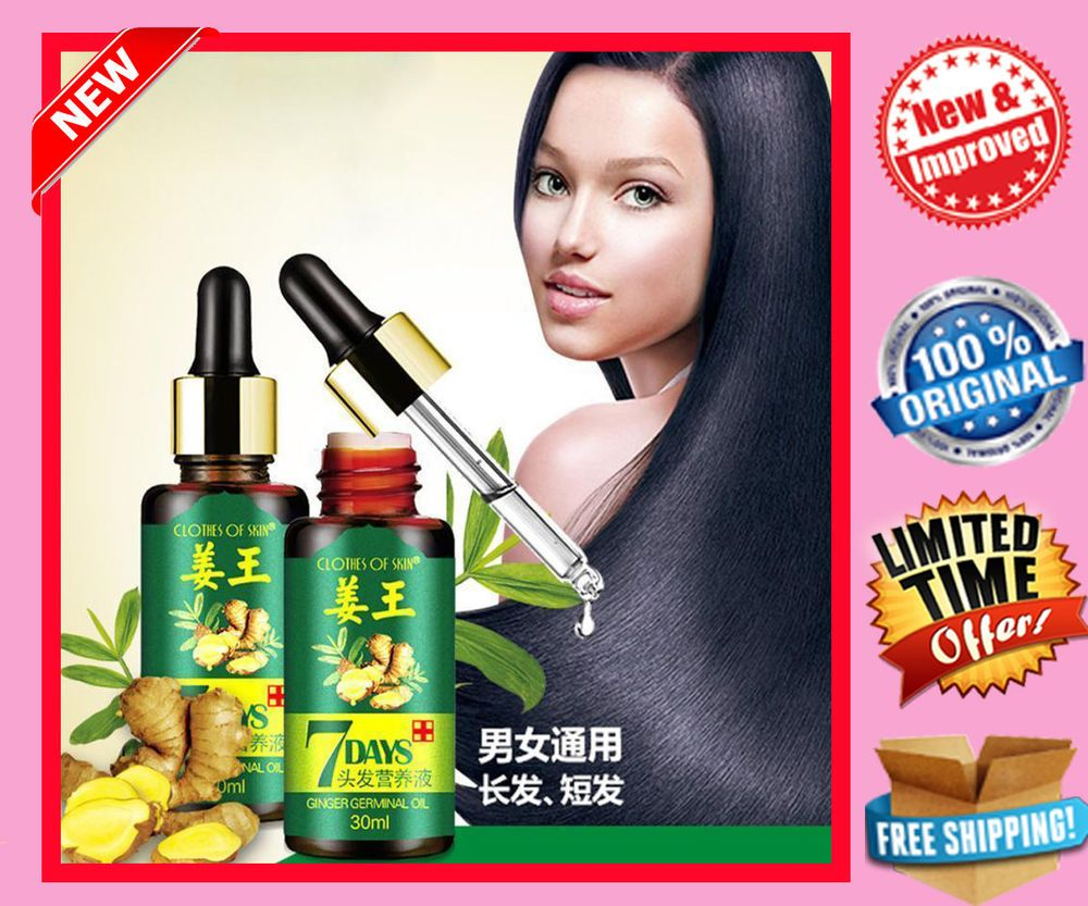 Wonderful Hair Growth Product For Men Women Natural Oil