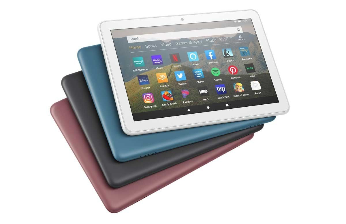 Amazon Launches New Fire Hd 8 Tablet Family New Tablets Tablet Amazon New
