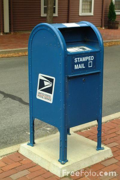 Old Mailbox, Mailbox