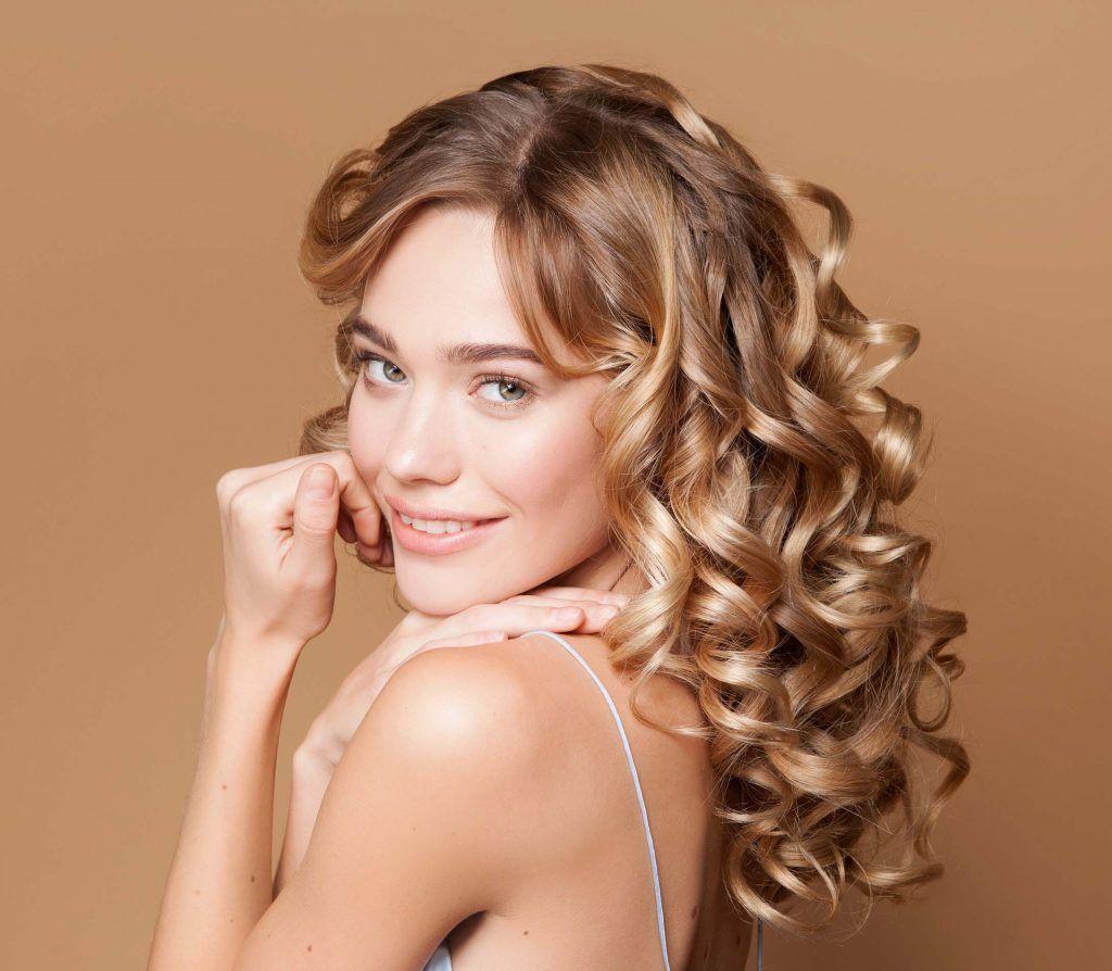 картинки красивые кудри на средние волосы какие подарки стоит