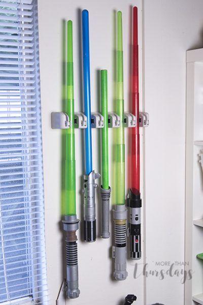 Star Wars Bedroom Update - For older kids and teens images