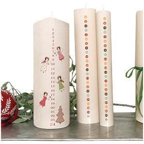 In Good Hands Danish Advent Candle Advent Candles Candles Christmas Magic