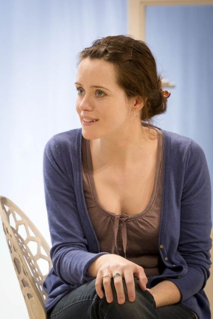 claire foy gif