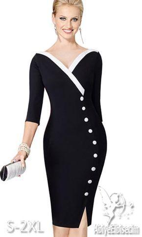 76e47fc2051a7 Bayan elbise tasarım diz hizası ,bayan elbise,online elbise,ucuz elbise, elbise