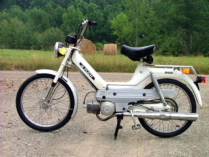 Puch Maxi S gained recognition and good reviews of consumers