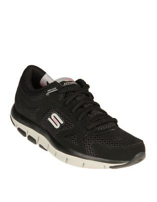 Skechers Liv Smart Sneakers Black Keep Up With The Latest Technological Advances In The Shoe Industry Thanks To Skec Sneakers Sneaker Shopping Sneakers Black