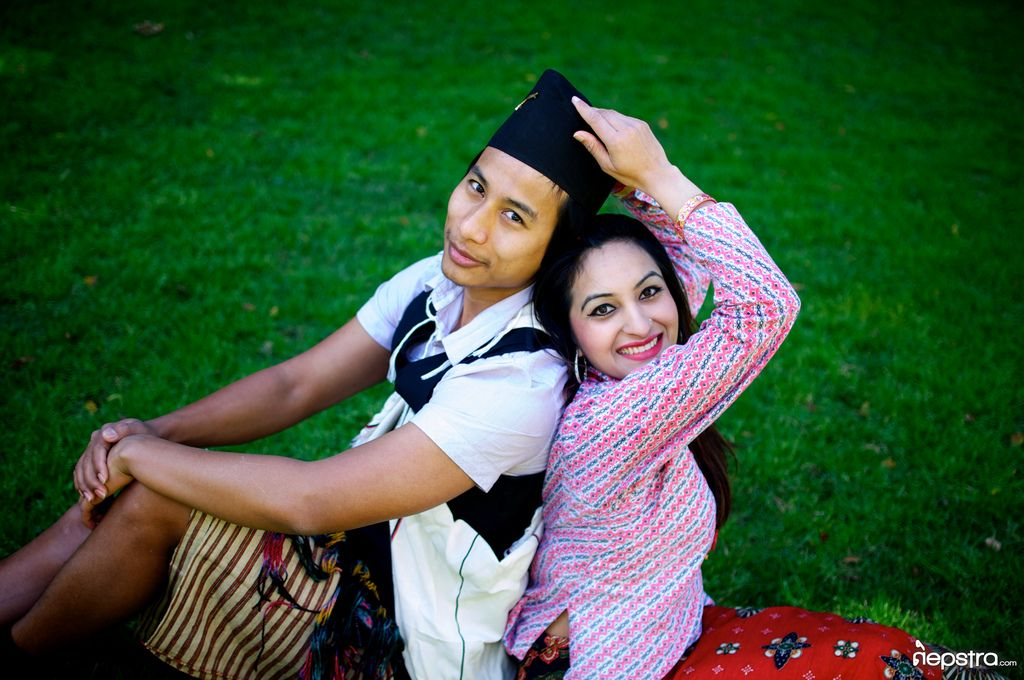 Traditional magar and Nepali dress