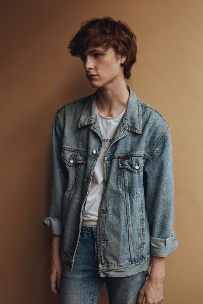 MARYAN L model represented by M MANAGEMENT BOYS