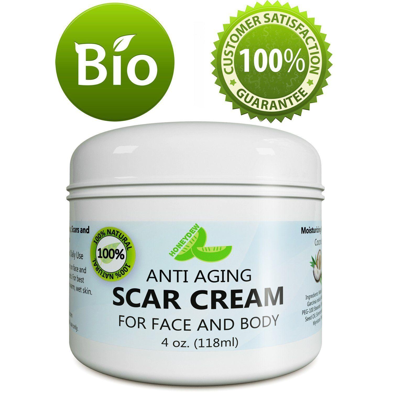 Anti Aging Scar Removal Cream By Honeydew Scar Cream Face
