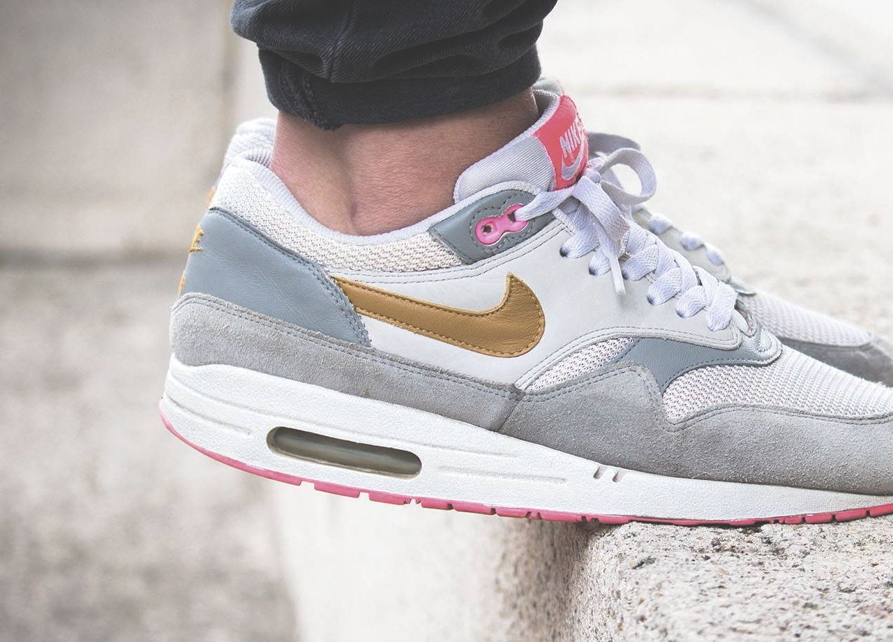 Nike Air Max 1 Pink Pack - 2007 (by